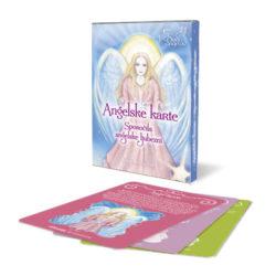 Angelske karte Sporočila angelske ljubezni - Angelske karte
